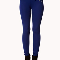 Zippered Leggings