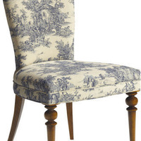 Michigan Design Center - Baker - Upholstered Side Chair