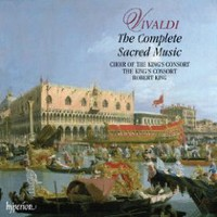 The Complete Sacred Music : Antonio Vivaldi, Robert King: Amazon.it: Musica