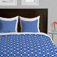 Caroline Okun Blueberry Duvet Cover
