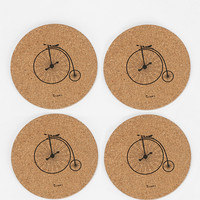 Bicycle Coaster - Set Of Four
