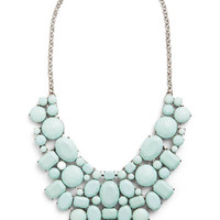 ModCloth Statement Surefire Statement Necklace