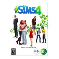 The SIMS 4 Premium Edition (PC Games)