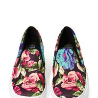 Jeffrey Campbell Alva Loafer - Floral