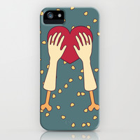 everlasting love iPhone & iPod Case by Freshinkstain