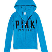 Limited-edition Perfect Zip Hoodie - PINK - Victoria's Secret
