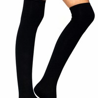 Extra Long Thigh High Socks