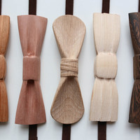 Carved Wooden Bow Ties — Kickstarter