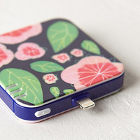 Botanical iPhone 5 Backup Battery