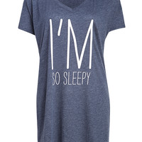 So Sleepy Sleepshirt