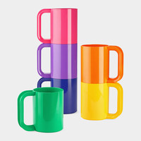 Rainbow Mugs | MoMA