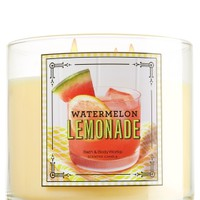 14.5 oz. 3-Wick Candle Watermelon Lemonade