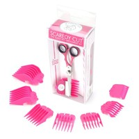 Pet Grooming Kit Scaredy Cut Color: Pink