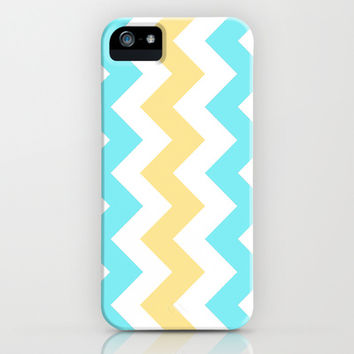 VERTICAL CHEVRON iPhone & iPod Case by Ylenia Pizzetti