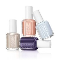 Essie Resort Fling 2014 Nail Polish Colors, Mini Set