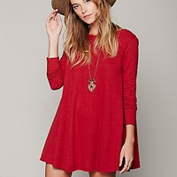 Free People Womens Beatnik Tunic -