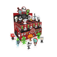 Let's celebrating the NBX 20 Years anniversary, bring your friends and families whom love the Nightmare Before Christmas movie with these surprise packaging and wishful Mystery Minis Blind Box Figurine for the Stylized versions of popular characters The Ni