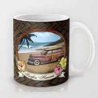 Surfin' Hawaii  Mug by aura2000