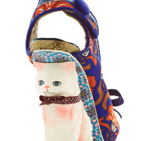 Irregular Choice Statement Critter-cal Support Heel