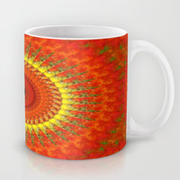 Fall Colors Mug by Laura Santeler