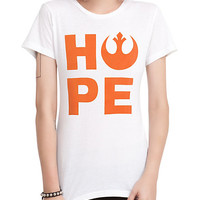 Star Wars HOPE Girls T-Shirt