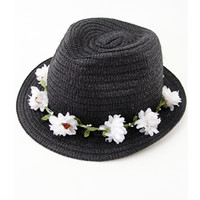 Love Child Fedora | Bloody-Fabulous