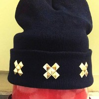 |Triple X|Beanie (front only design)