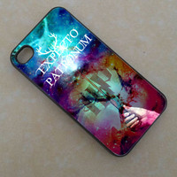 Expecto Patronum Galaxy Harry Potter - for iPhone 4/4s - iPhone 5 - iPhone 5s - iphone 5c - Samsung S3 - Samsung S4