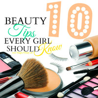 Budget2Beauty: 10 Beauty Tips Every Girl Should Know