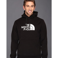 The North Face Half Dome Hoodie Heather Grey/TNF White - Zappos.com Free Shipping BOTH Ways