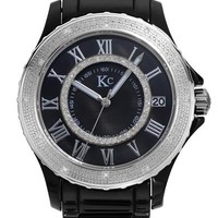 New KC Date 0.33 CTW Men Watch - 			        	Junior Girls and Boys Apparel & Accessories