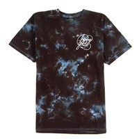 Benny Gold - Galaxy Black Tie Dye Tee