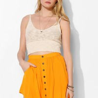 Tallow Pineapple Mini Skirt - Urban Outfitters