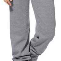 Obey Women's Cruise Liner Heather Grey Sweatpants