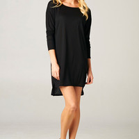 Long Sleeves Dress Top