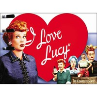 I Love Lucy: The Complete Series [34 Series] (Gift Set) (DVD)