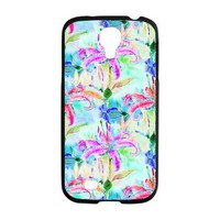 Colorful Watercolor Orchids Samsung Galaxy S4 Case> Colorful Watercolor Orchids> Accessorize Me