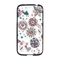 Whimsical White Bird Garden Samsung Galaxy S4 Case> Whimsical White Bird Garden> Accessorize Me