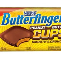 Nestle Butterfinger Peanut Butter Cups (12 Packages with 2 cups per pack)