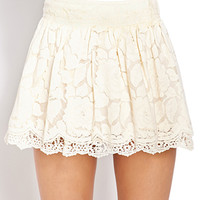 Favorite Lace Skirt