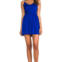 DV by Dolce Vita Hanni Dress in Royal Blue