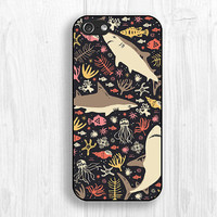 marine organism iPhone 5c Case,IPhone 5s case,IPhone 5 cases,IPhone 4 cases,IPhone 4s cases, IPhone cases 5