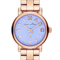 MARC BY MARC JACOBS 'Small Baker' Bracelet Watch, 28mm | Nordstrom