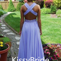 2014 new design charming bridesmaid dress/ evening dress/ prom dress/ Party dress