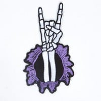 Glamour Kills Clothing - ROCK ON PATCH