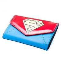 DC Comics Superman Envelope Wallet : TruffleShuffle.com