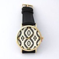 Aztec black watch