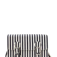 On The Shore Striped Crossbody