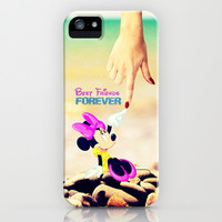 Best Friends Forever - for iphone iPhone & iPod Case by Simone Morana Cyla