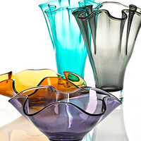 Lenox Crystal Gifts, Organics Color Collection